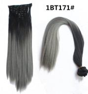 Chemical fiber seamless wig patch