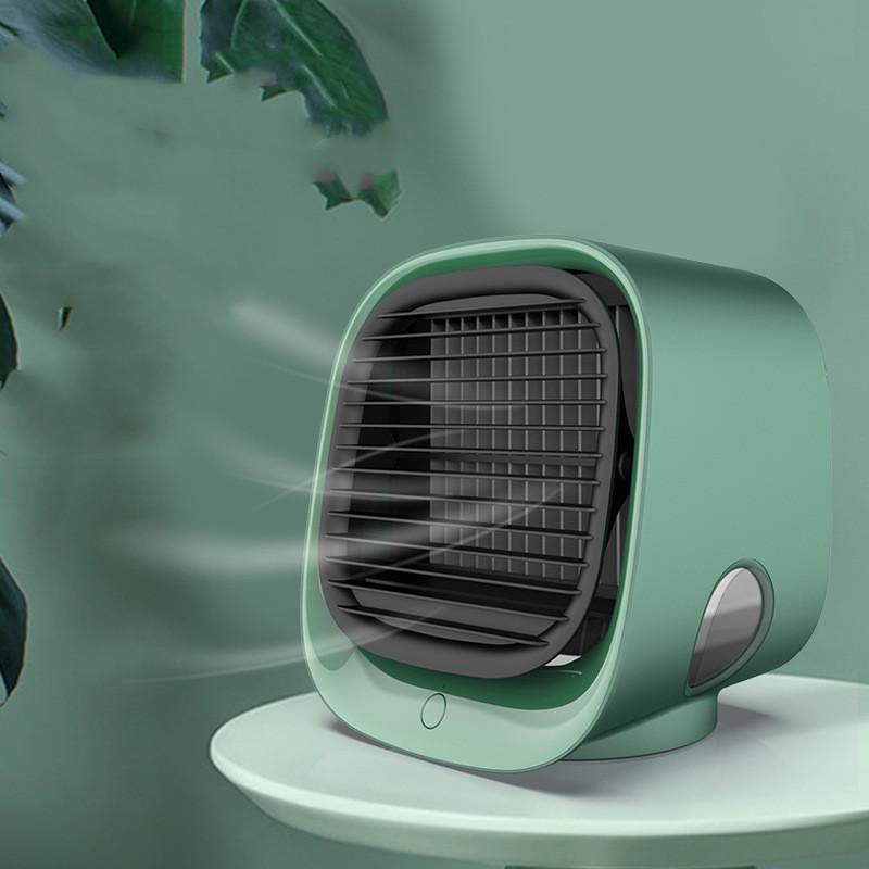 Mini Portable Air Conditioner Humidifier Purifier