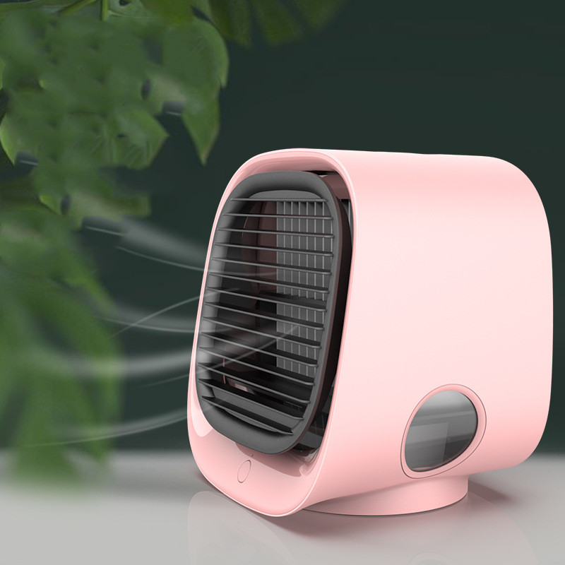 Mini Portable Air Conditioner Humidifier Purifier