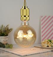 G125 Antique Bulb