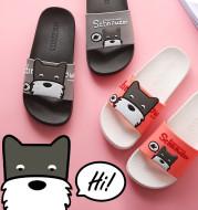 Children's cartoon non-slip slippers