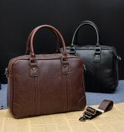 Men's handbag business messenger bag