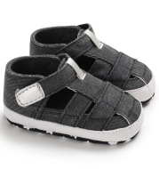 Soft bottom sandals baby shoes