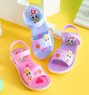 Cute bunny sandals for children