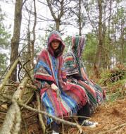 Handmade Wizard Cloak Extra Long One Size