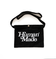 Canvas straddle bag