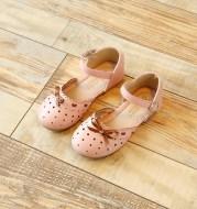 Children hollow flower sandals