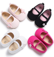 Pure cotton toddler shoes