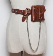 Mini waist belt belt bag