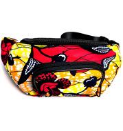 African Wax Belt Bag