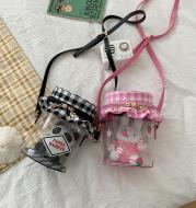 Doll box small square bag