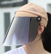 Battery car sun protection electric car sun hat