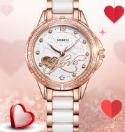 LOVE design watch
