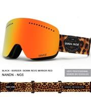 NANDN SNOW ski goggles ATTITUDE NG5