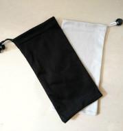 Microfiber cloth glasses bag