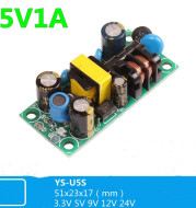Switching power board module