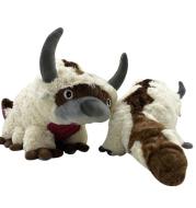 Feitian barbarian god cow plush toy