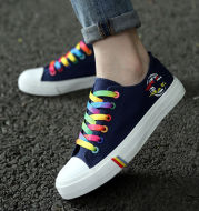 Casual breathable shoes canvas shoes
