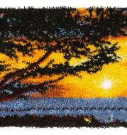 100*60CM diy carpet embroidery