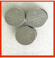 Button battery 3V