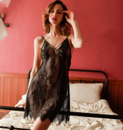 Sexy temptation home sweet nightdress