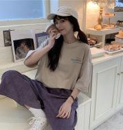 Women's printed short sleeve t-shirt