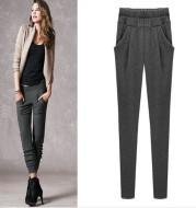 Loose and slim Sweatpants  Women's casual pants