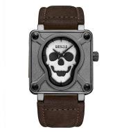 Personality fashion belt quartz watch