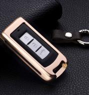 Key shell sleeve buckle aluminum alloy