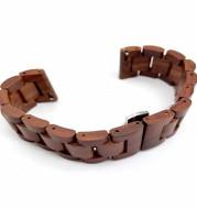 Classic fashion wooden watch strap