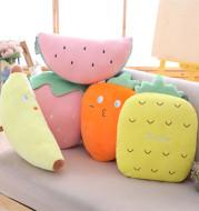 Cute fruit soft toy