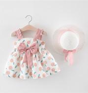 Baby girl thin princess dress