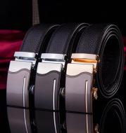 Automatic buckle belt