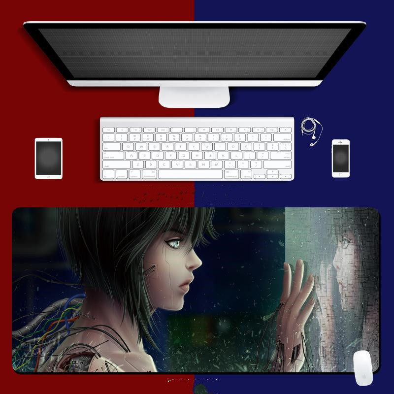 Tapis de souris Ghost in the Shell