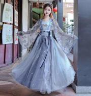 Chinese style costume fairy skirt