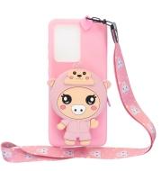 Elephant panda wallet mobile case