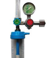 Medical oxygen inhaler