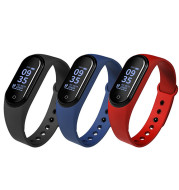 Temperature measuring smart watch