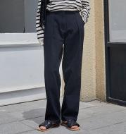 Casual wide-leg pants