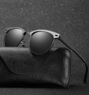 Men's small frame sunglasses