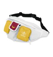 Canvas multi-purpose waist bag crossbody bag