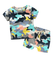 Baby camouflage suit