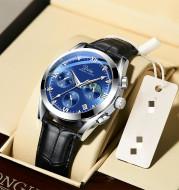 Luminous waterproof watch