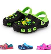 Children's hole shoes
