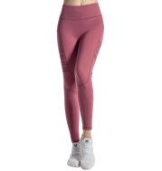 Mesh striped yoga pants