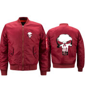 Individual printed flight jacket