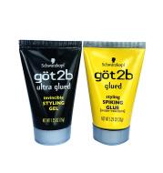 Waterproof hair styling gel