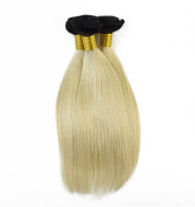 Real hair gradation spring