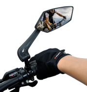Bicycle Motorcycle Rear View Mirror