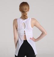 Yoga fitness vest